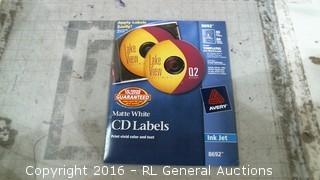 CD Labels