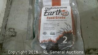 Earth Food Grade