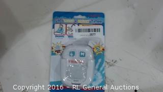 LED Wash & Brush Timer