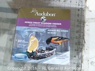 Mixed Treat window feeder