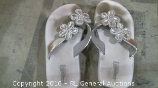 Sandals used