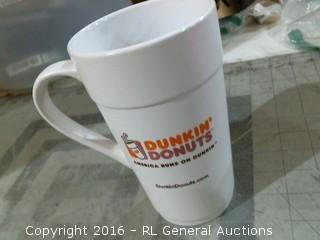 Dunkin Donuts Mug- Cracked