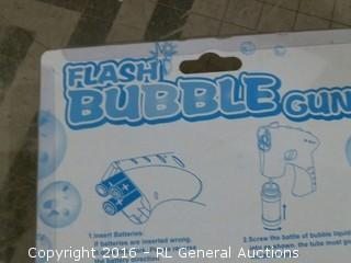 Flash Bubble Gun