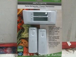 Digital Refrigerator/Freezer Thermometor