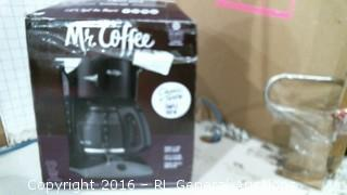 Mr Coffee Maker
