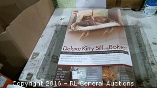 Kitty Sill w/ Bolster