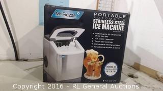 Portable Ice Machine