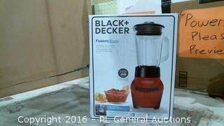 Black + Decker Blender