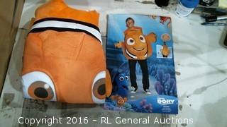 Dory Nemo