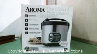 Aroma Rice cooker/steamer