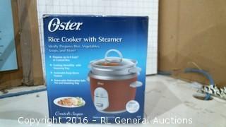 Oster Rice Cooker / steamer