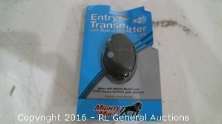 Entry Transmitter