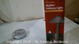 Skyline Pathway Light