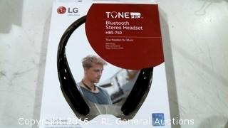LG Samsung Tone Pro Bluetooth Stereo Headset