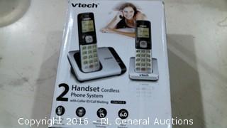 Vtech Handset Cordless Phone System