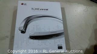LG Tone Infinim Wireless Headphones