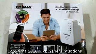 EDIMAX Mini Wifi Extender
