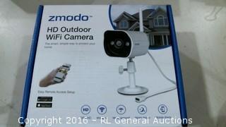 Zmodo HD Outdoor WiFi Camera
