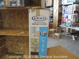 Graco Portable Playard