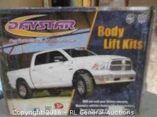 Daystar Body Lift see pics