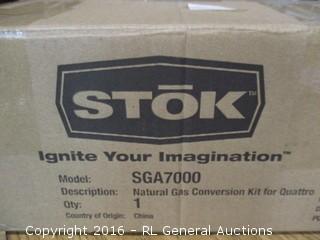 Stok natural Gas Conversion Kit for Quattro