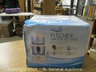 Pitcher water filter see pics