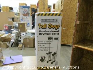Tall Guys PRofessional Drywall Stiltz