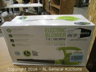 greenworks Electric Blower