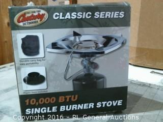 Single Burner Stove