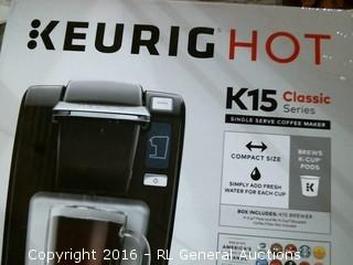 Keurig Hot
