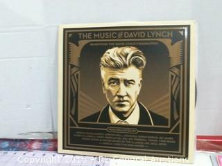 Vinyl The Music of david Lynch