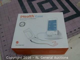 iHealth Erase Blood Pressure Monitor