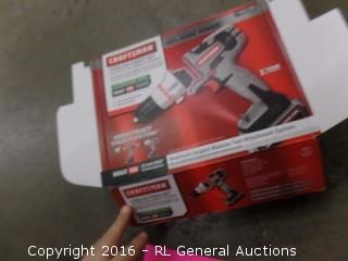 Craftsman Cordless Power Unit
