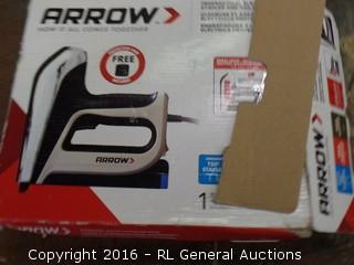 Arrow Electric Staple and Nail Gun