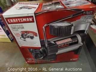 Craftsman 30 PSI Inflater