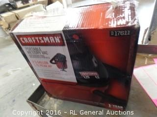 Craftsman Portable Wet/dry Vac