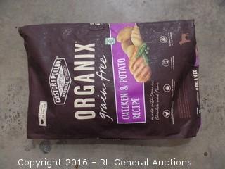 Organix Grain Free Dog Food