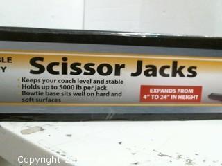 Scissor Jacks