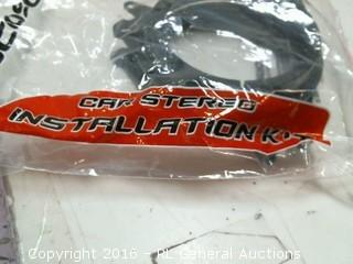 Car Stereo Installation Kit