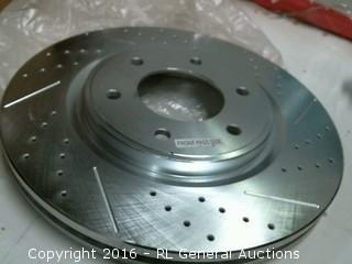 Round Metal Item