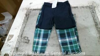 2T Shorts and Pants
