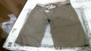 size 32 shorts