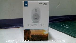 Smart Wi Fi Plug