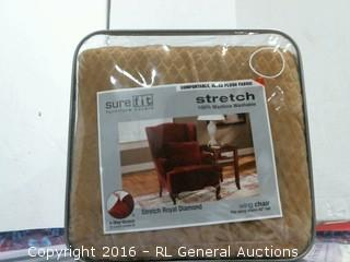 Wing Chair Cover