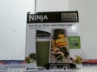 Ninja Tritan Nutri Nija Cups