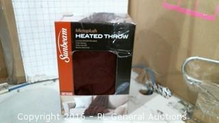 Heated Throw