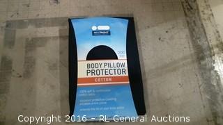 Body Pillow Protector