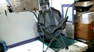 Mesh Backpack Chair