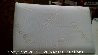 Cleva Marna Foam Pillow