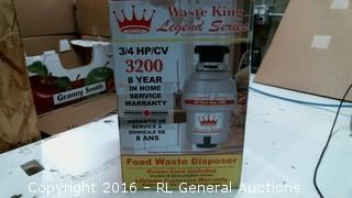 Waste King Food Waste disposal
